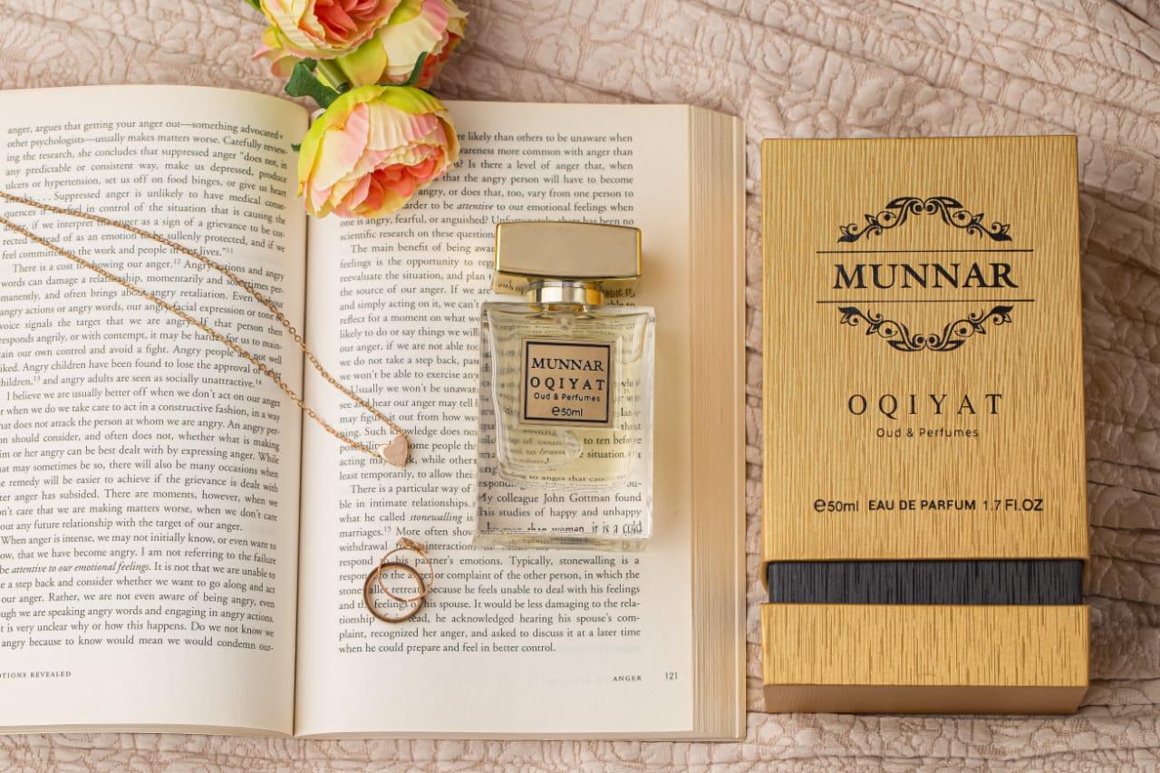 عطر مونار 50 مل (Munnar)